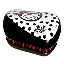 Kompaktní kartáč Hello Kity Black