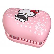 Kompaktní kartáč Hello Kity Pink