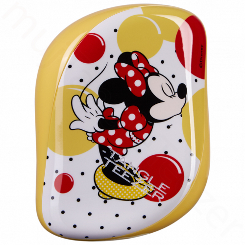 Tangle Teezer Kompaktní kartáč Minnie Mouse Sunshine Yellow