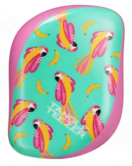 Kompaktní kartáč Paradise Bird