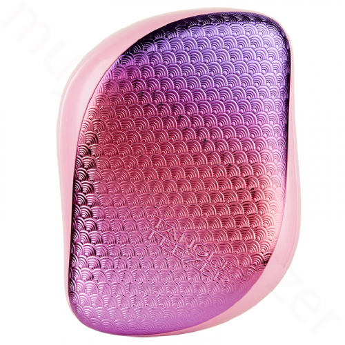 Tangle Teezer Kompaktní kartáč Sunset Mermaid Pink