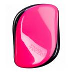 Růžový kompaktní kartáč